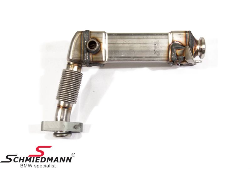 11 71 7 790 065 Exhaust Emission Gas Cooler Between The