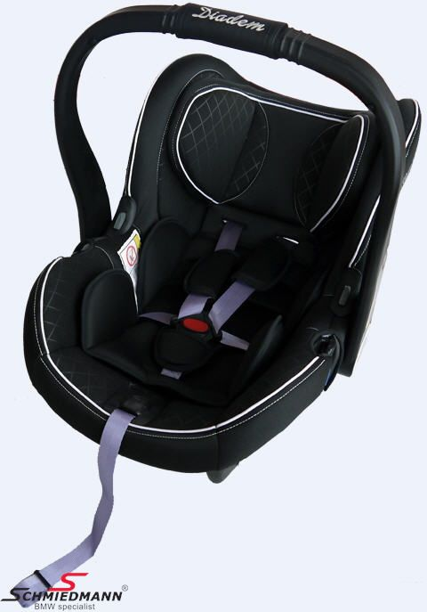 Child seat Welldon -Diadem baby- 0-13kg. (with Isofix)
