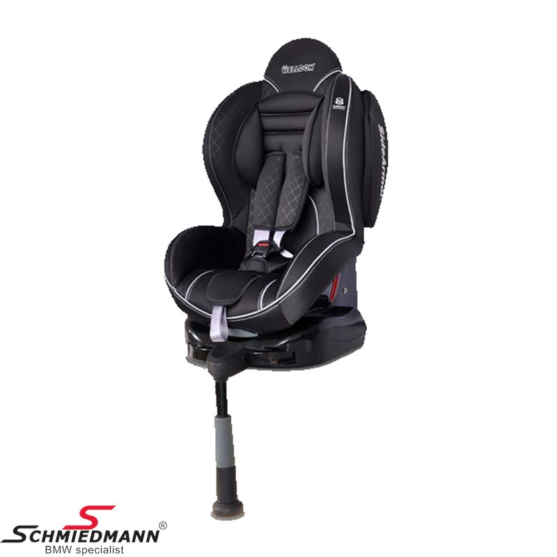 Child seat Welldon -Royal Fix- 9-18kg. (with Isofix)