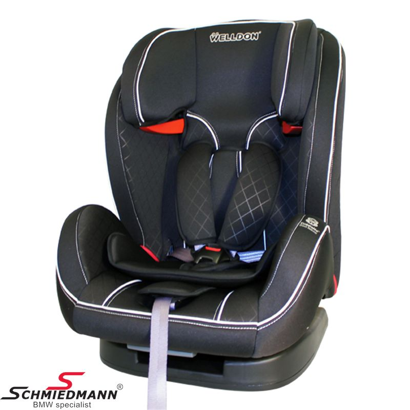 Child seat Welldon -Encore- 9-36kg. (without Isofix)