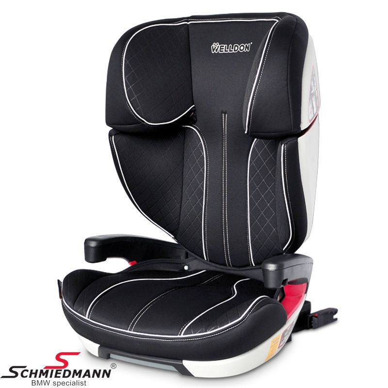 Child seat Welldon -Cocoon- 15-36kg. (with Isofix)