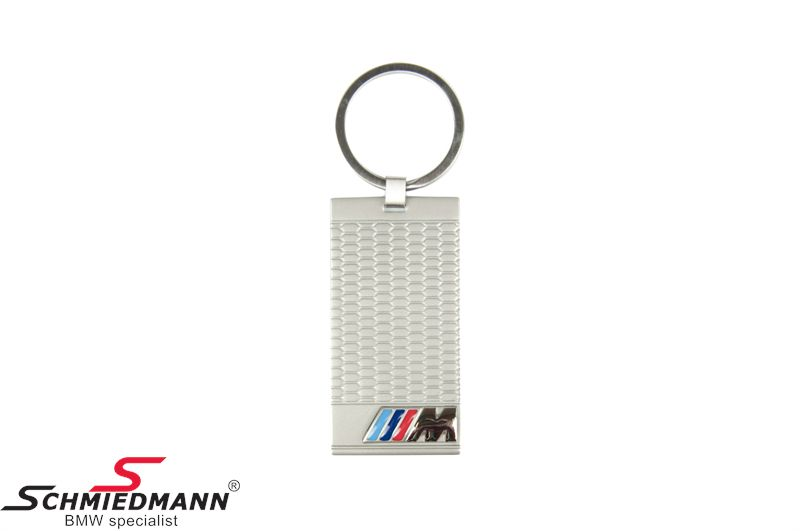 Keyring BMW ///M Stainless steel