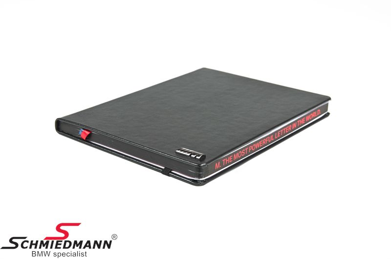 Notebook BMW ///M black/red