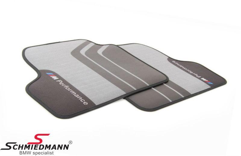 """Lattiamatot taakse """"BMW ///M-Performance"""", alkuperäinen BMW"""