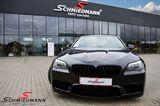 SCM375  BMW 1er 3er 5er u.a Schmiedmann Emblem Fronthaube 82MM