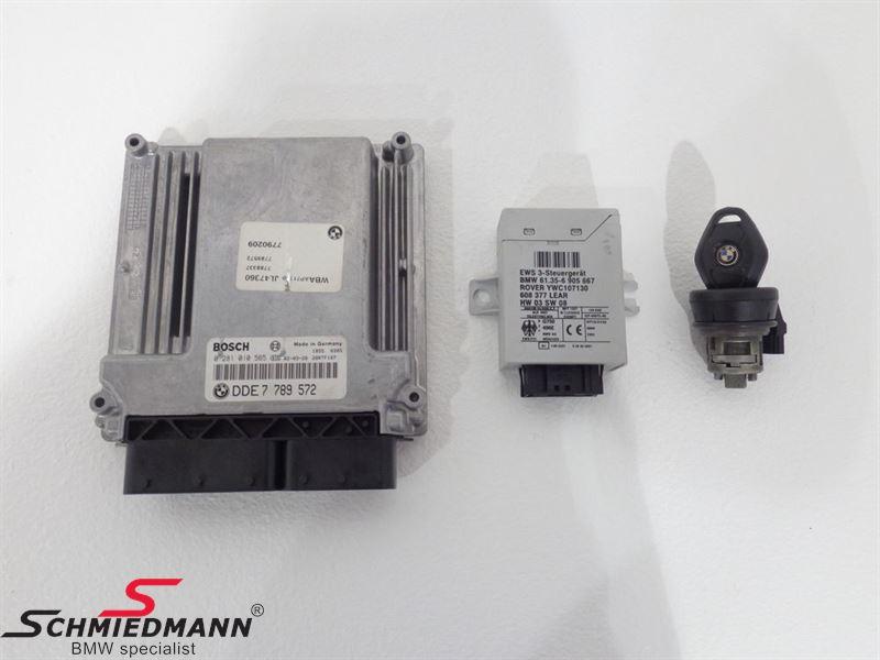 bmw e46 control unit dde injection