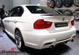 BMW 51712147114 / 51-71-2-147-114  Alkuperäinen BMW Performance takaspoileri aitoa hiilikuitua