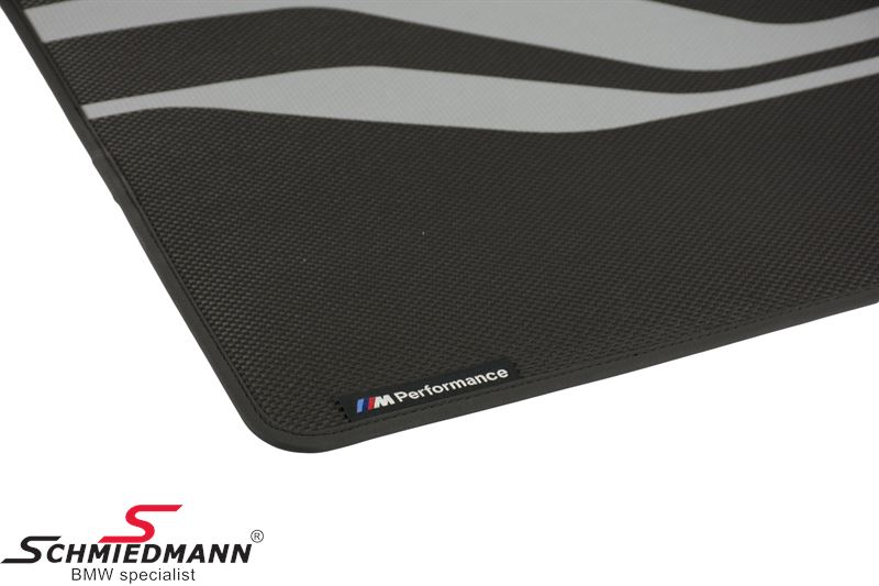 Floormats Quot Bmw M Performance Quot Front Original Bmw