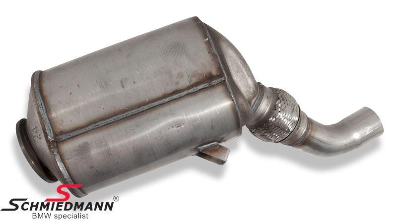 Diesel particulate-filter (exchange) Euro 3, original BMW