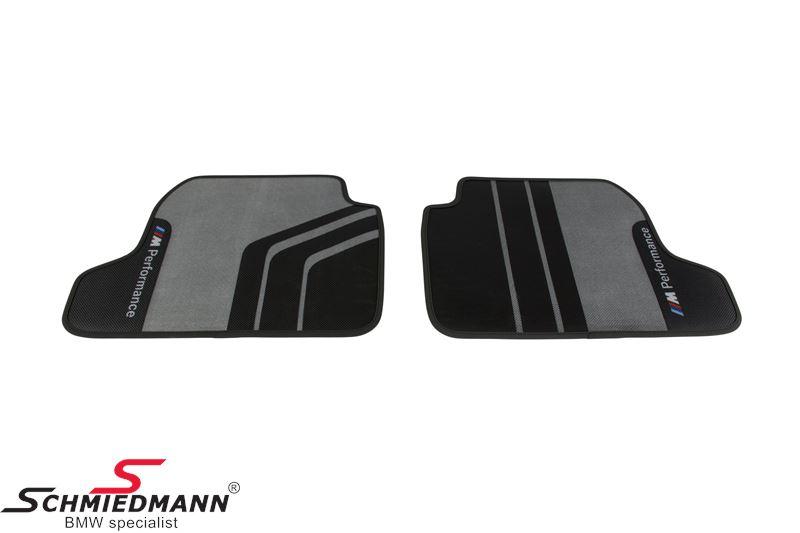 "Fussmatten hinten ""BMW ///M-Performance"", original BMW"