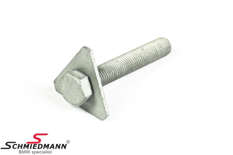 Securing bolt M12X1,5X74-10.9 for example for wishbones