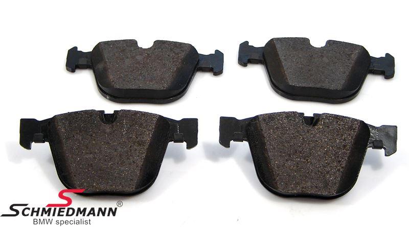 Bremsklötze hinten, original Zimmermann