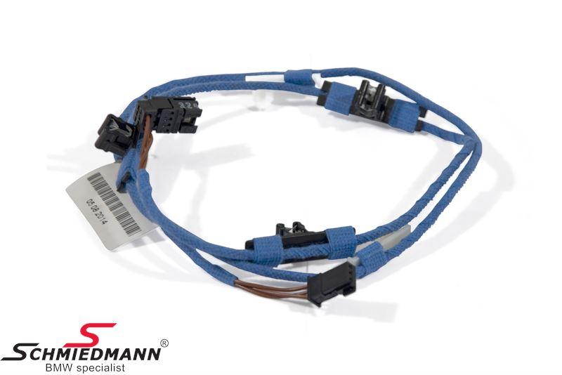 LED module, b-pillar