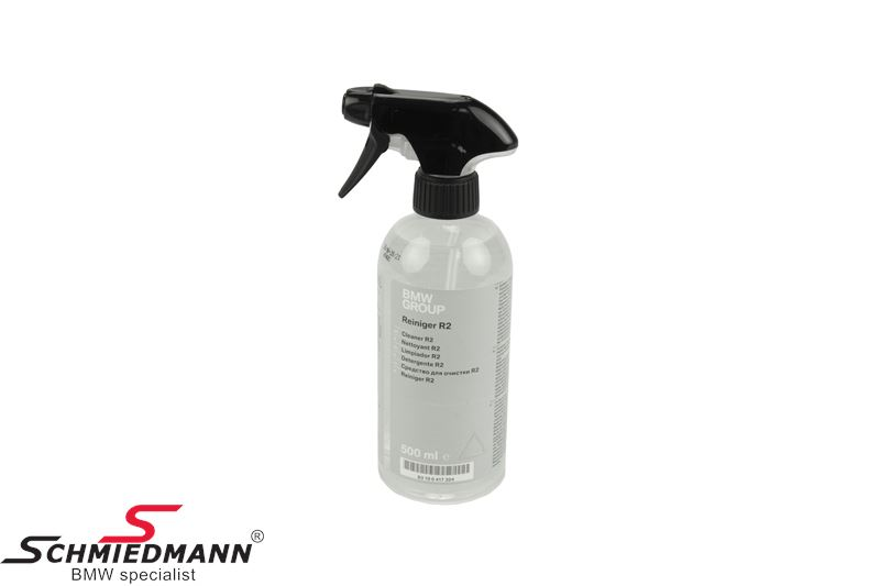 Cleanser R2 500ML. för cleaning och fitting aid - Original BMW