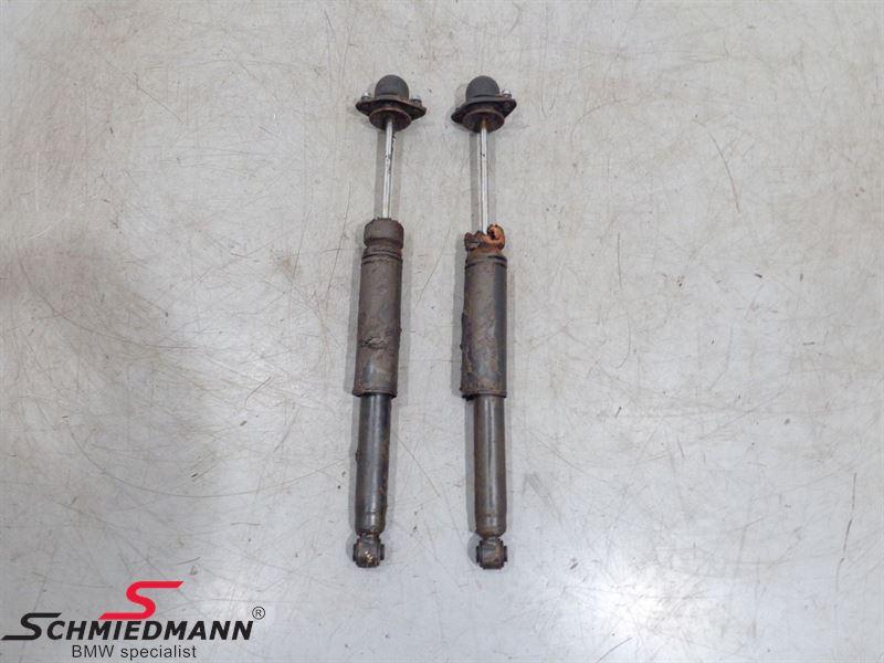 Shock absorber set rear standard
