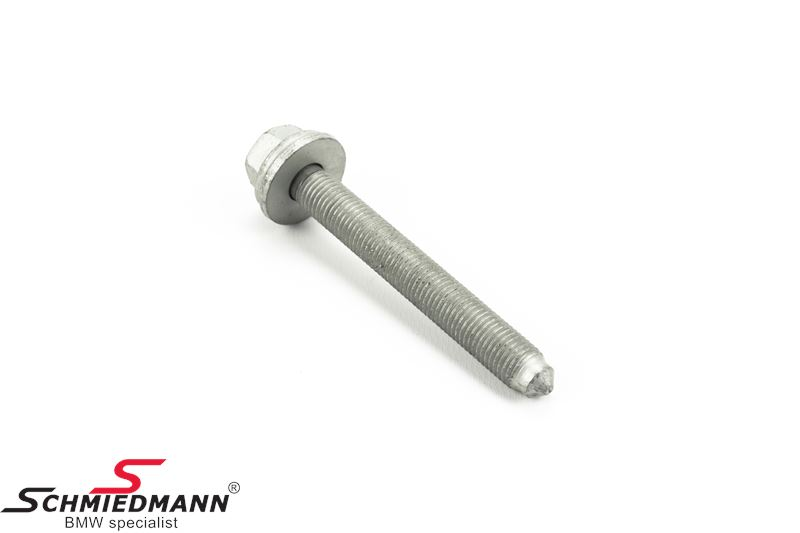 Hex bolt with washer M12X1,5X95-ZNS3
