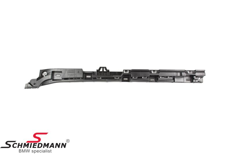 Mount strip for rocker panel L.-side Rear