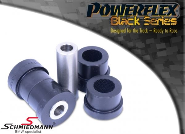 Powerflex racing -Black Series- rear lower lateral arm to chassis bush set (Diagram ref. #17)