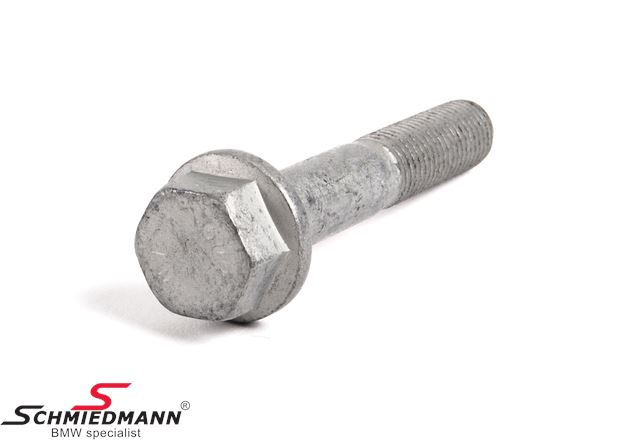 Hex bolt with flange M12X1,5X67-10.9