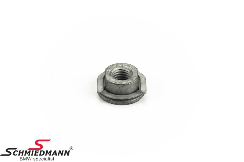 Clip nut for upper wishbone M10-10 ZNS3