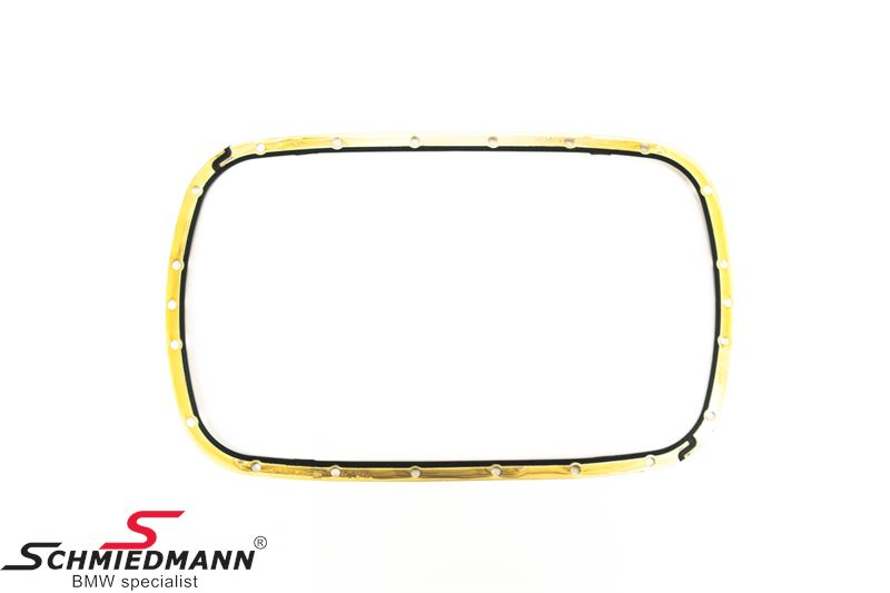 Gasket for automatic transmission oil pan