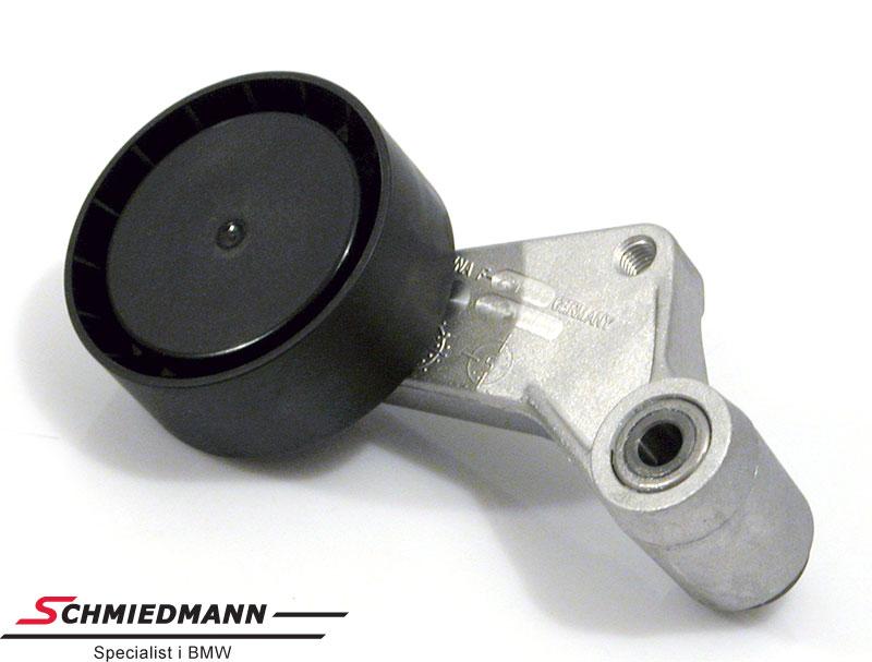 Remstrammer hydraulisk komplet m. hjul vandpumpe/generator rem