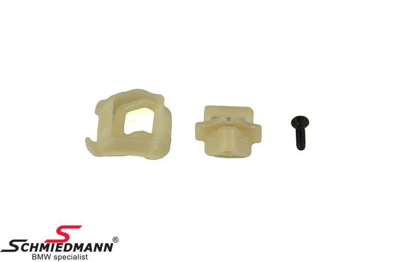 Repair kit for door handle recess, R.-side
