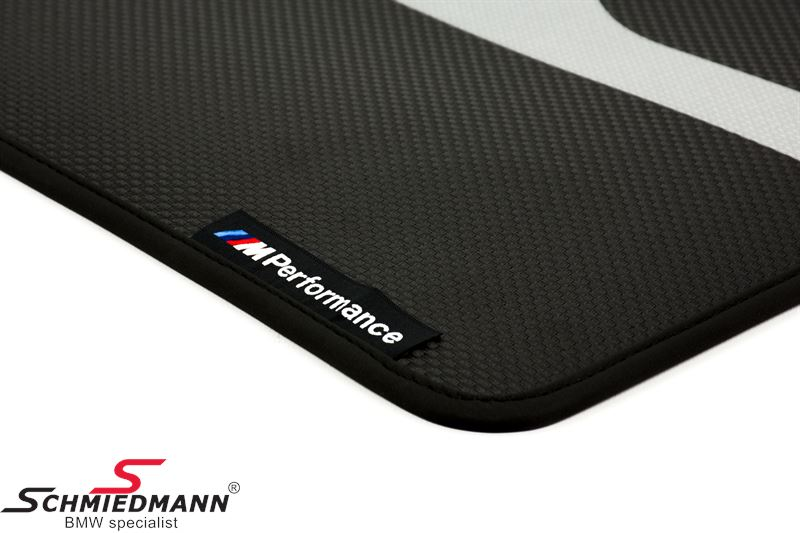 51 47 2 353 382 Floormats Rhd Quot Bmw M Performance