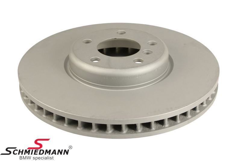 Brake disk front 340x30MM -BMW Performance- ventilated (Please note price per piece)