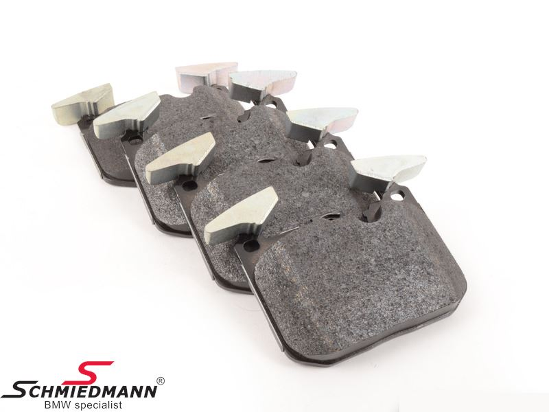 Brakepads front for BMW ///M Performance systems - original Zimmermann Germany