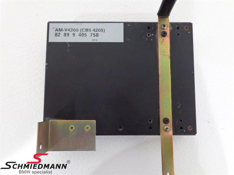 Bmw Z3 Soundsystemlautsprecher Schmiedmann Gebrauchtteil