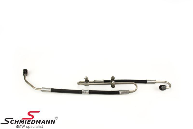 Oil pressure pipe -RHD- from the power steering pump to the steering rack  (forward) 32412282103 32 41 2 282 103