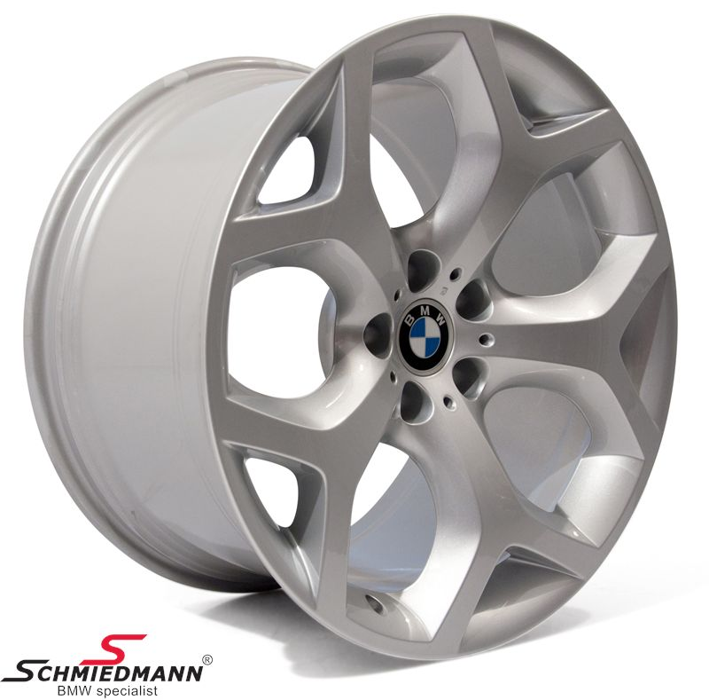 "20"" Y-Speiche 214 rim 11X20 (fits only rear) (original BMW)"