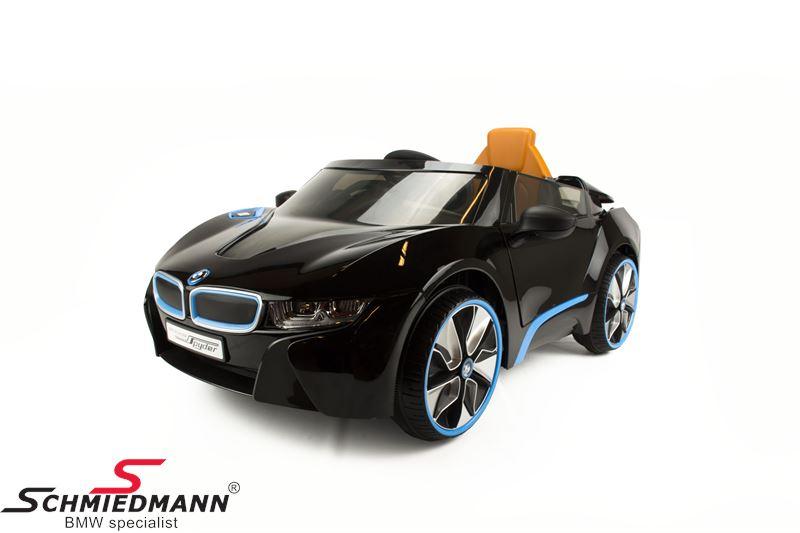 BMW I8 Spyder RideOn med 12V. el-motor, Soph. grå