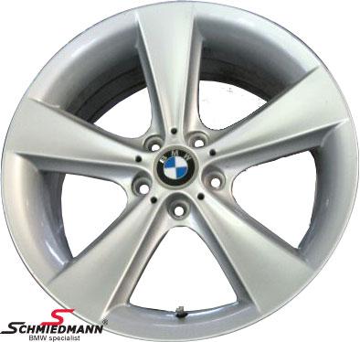 """21"""" Sternspeiche 128 rim 10X21 (original BMW)"""