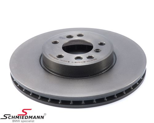 Brake disk 294X22MM ventilated (Please note price per piece)