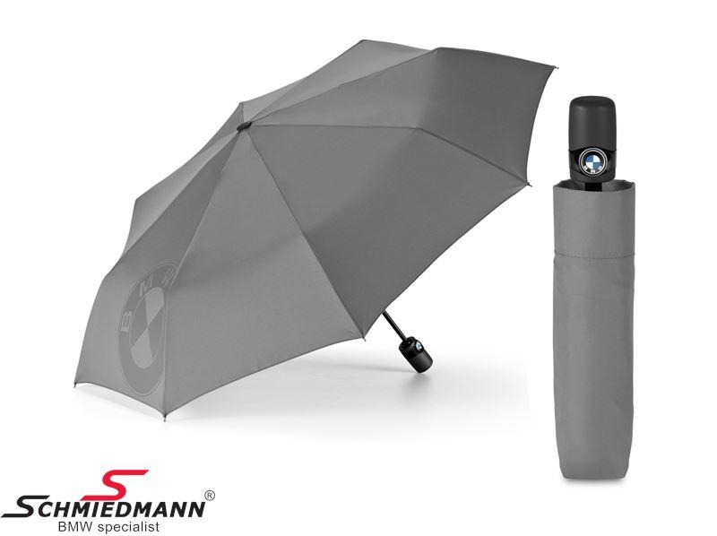 Pocket umbrella automatic, Space grey - original BMW