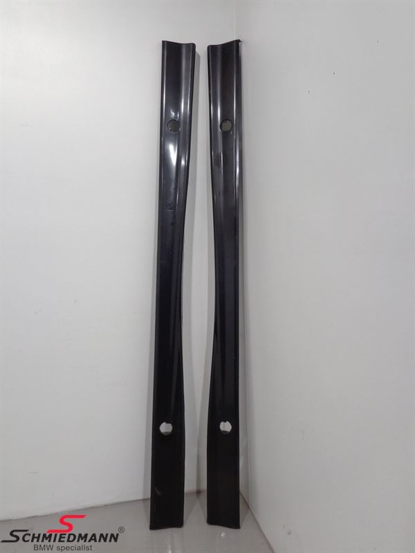 Door sill trims M-Tech