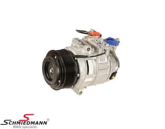 Aircondition compressor with magnetic clutch R134A/R1234YF - original Denso