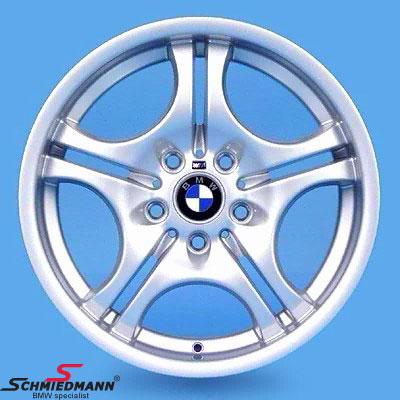 """17"""" M-Doppelspeiche 68 fælge 8,5X17 (original BMW)"""
