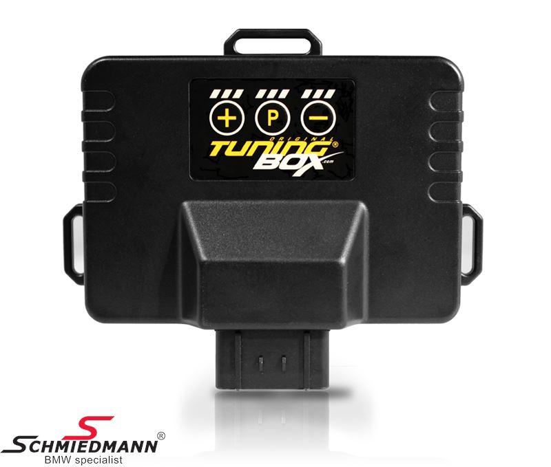 Tuningbox Evolution diesel -EVO-X-<br>(I DK kun salg til banebiler, til kørsel udenfor offentlig vej)