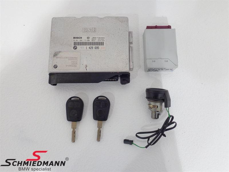 Control unit injection 316i M43