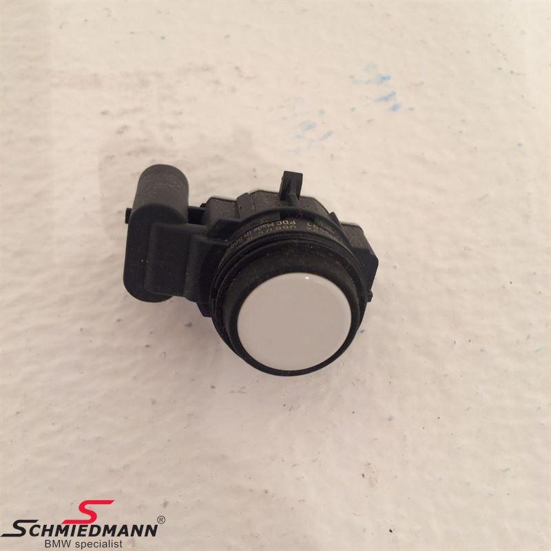 PDC sensor rear (park distance control)  painted