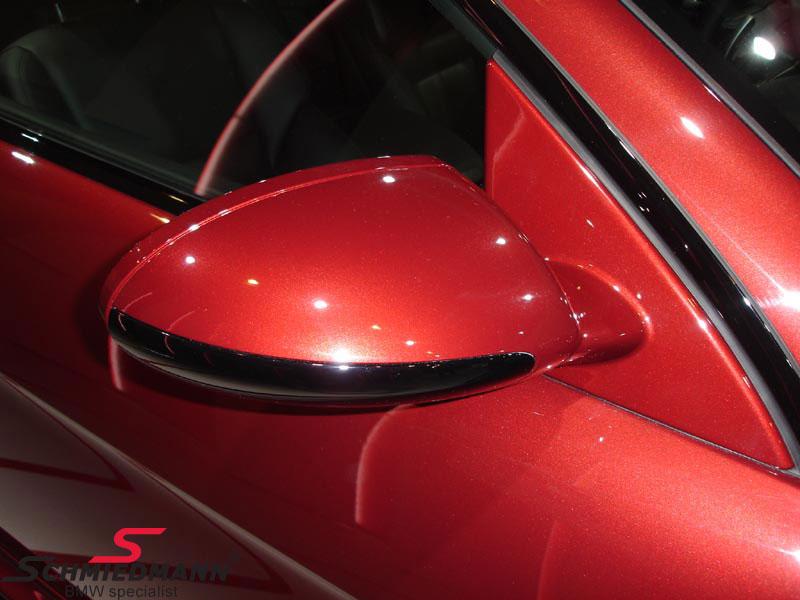 Sporttipeilit original BMW M6 with light under the mirror