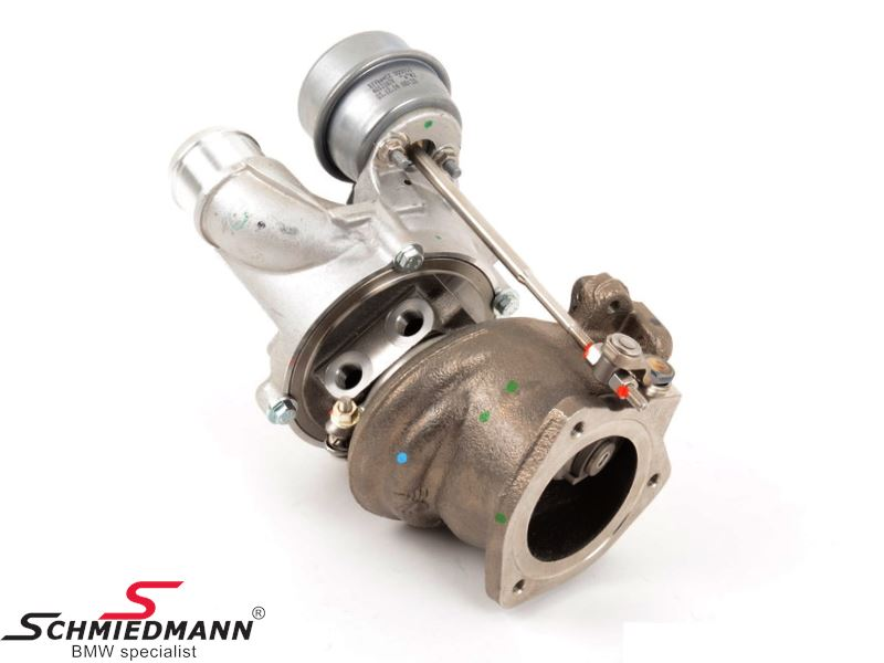 Turbo charger, gasket set not included, and must be bought separately