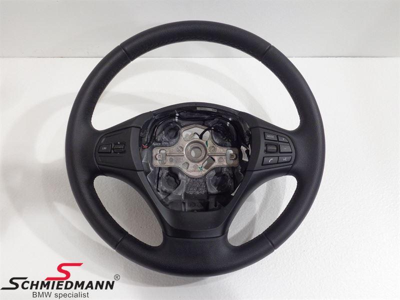 Leather Steeringwheel Standard With Multifunktion