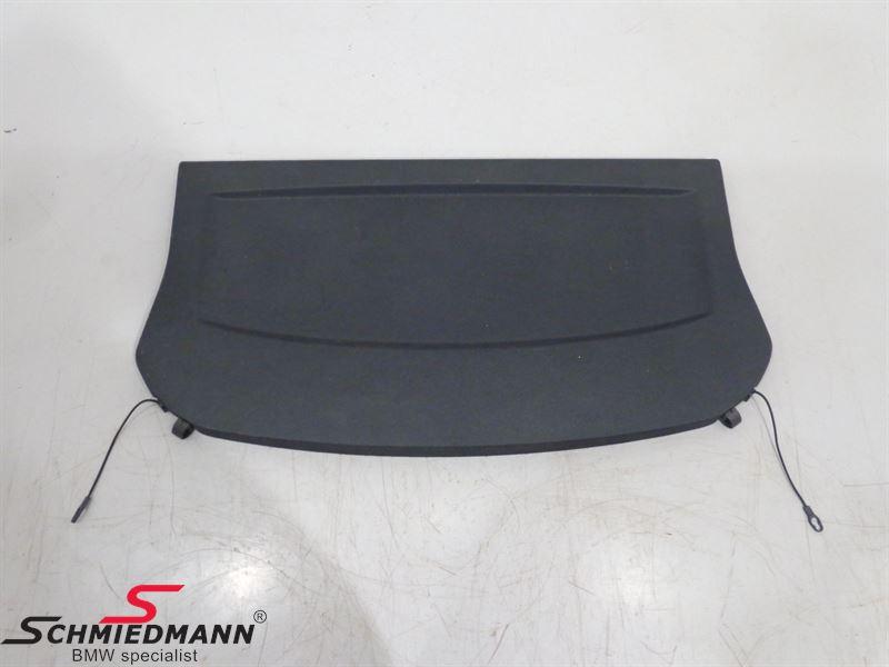 Rear Windowshelf black