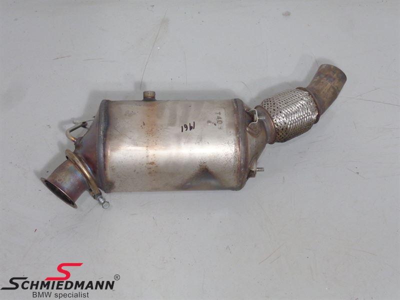 Diesel particulate-filter (exchange) Euro 5, original BMW