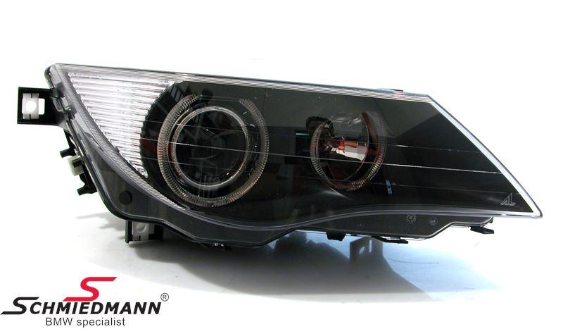 Forlygte H.-side komplet med bi-xenon - original BMW