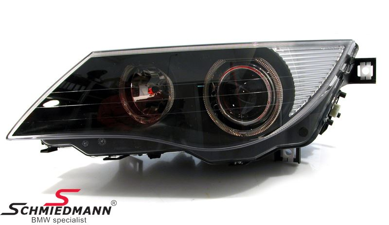Forlygte V.-side komplet med bi-xenon - original BMW